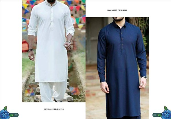 Junaid Jamshed Summer Dresses 2016 Volume 1 For Men009