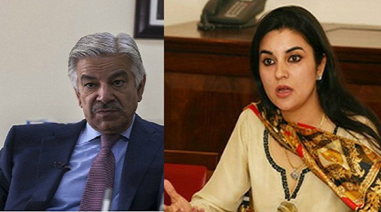 Kashmala Tariq Addresses Her Relationship Rumours With Khawaja Asif