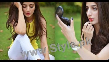 See Latest clicks of Mawra Hocane