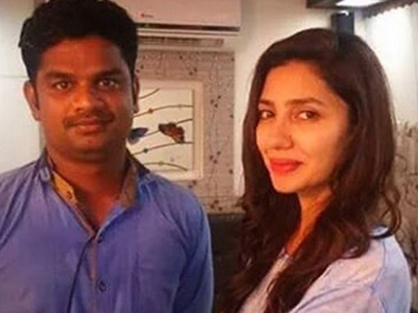 Mahira Khan in India