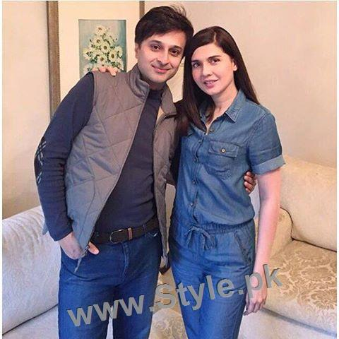 See Mahnoor Baloch at the age of 54