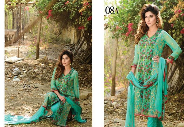 Maira Ahsan Chiffon Dresses 2016 For Women006