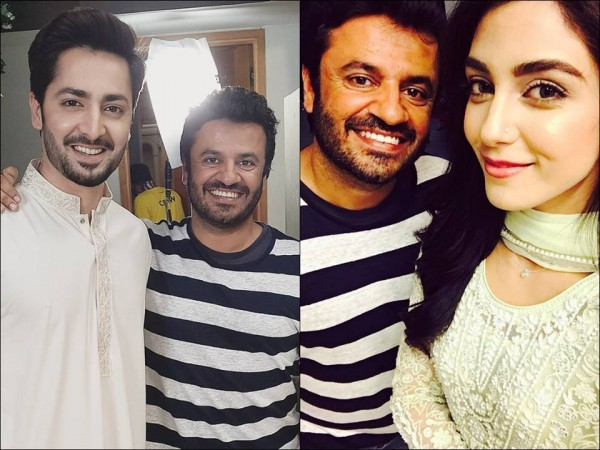 Maya Ali and Danish Taimoor are appearing together on screen (2)