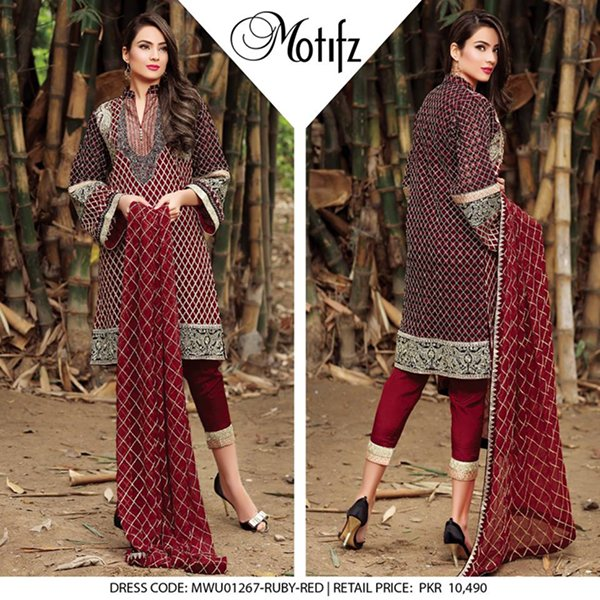 Motifz Spring Dresses 206 For Women