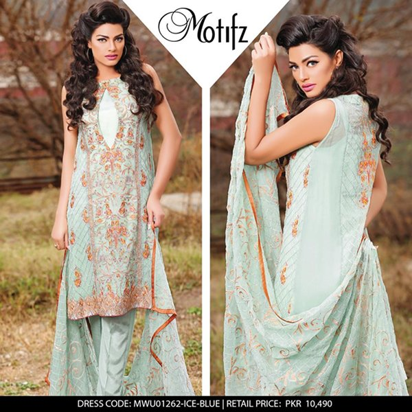 Motifz Spring Dresses 206 For Women005