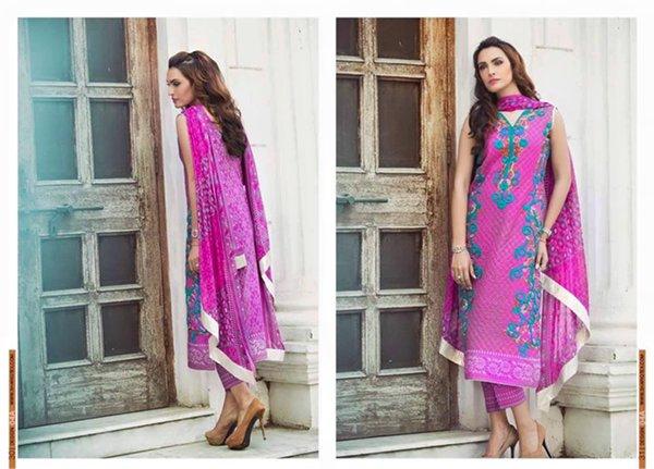 Nadia Hussain Premium Lawn Dresses 2016 For Women0010