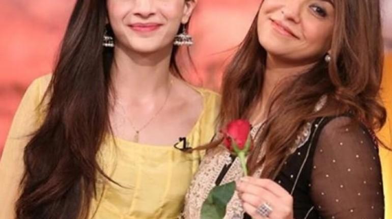 See Nadia Khan praised Mawra Hocane for avoiding vulgarity in Sanam Teri Kasam