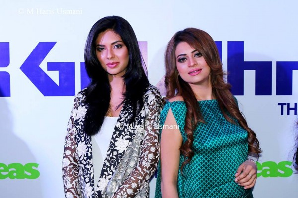 Pakistani Celebrities at the Launch of Gul Ahmed (13)