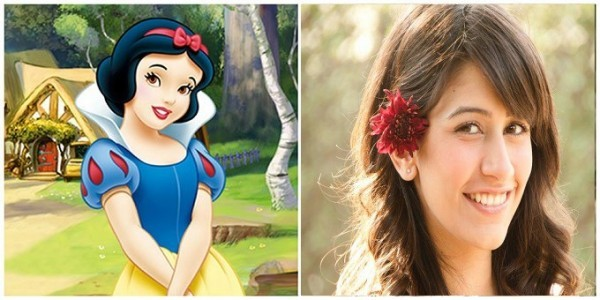 Pakistani Celebrities who look like a Disney Princesses.syra