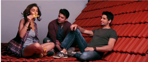 Photoshoot of Fawad Khan for kapoor and sons Poster.pic