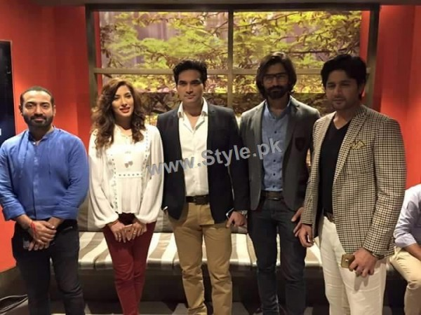 Promotional event of Drama serial Dil Lagi (3)
