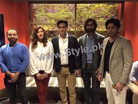 Promotional event of Drama serial Dil Lagi (4)