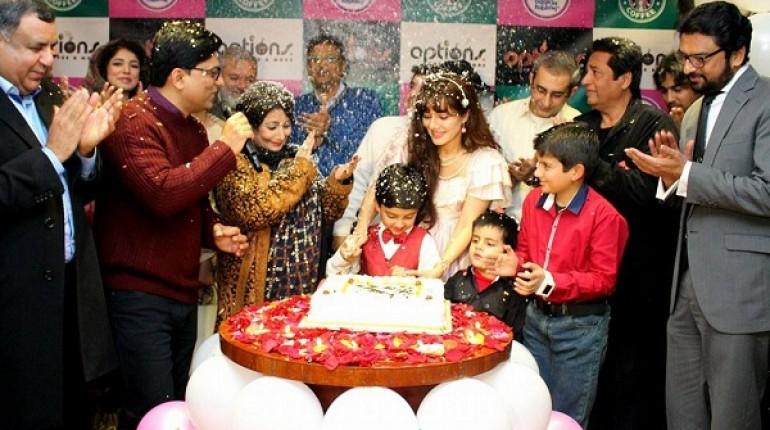 Rabi Peerzada birthday