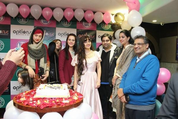 Rabi Pirzada birthday photos