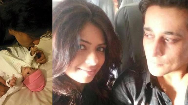 Sahir Lodhi Baby Pics