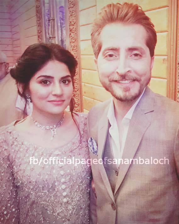 Sanam Baloch at her Brother's Wedding (10)