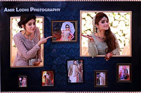 Sanam Baloch at her Brother's Wedding (2)