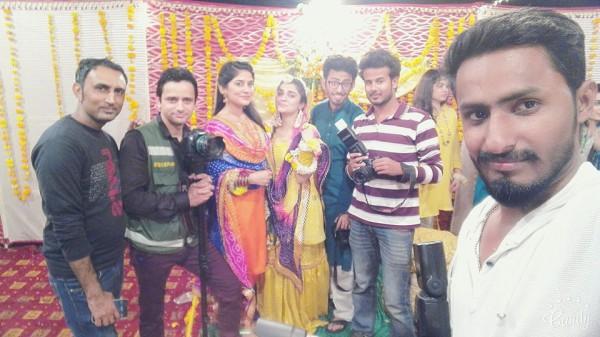 Sanam Baloch at her Brother's Wedding (3)
