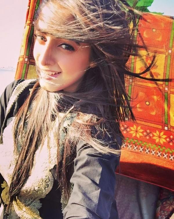 Sanam Chaudhry pakistani actress