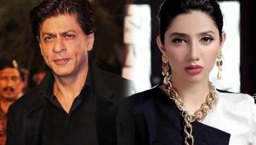 Shah Rukh Mahira