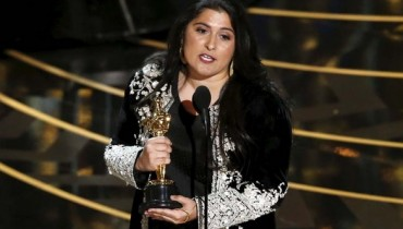 See Sharmeen Obaid Chinoy wins Oscar twice