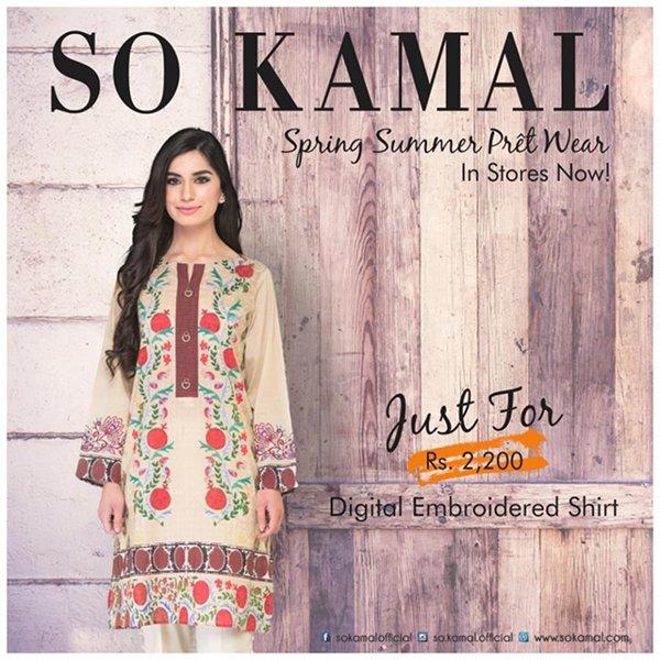 So Kamal Spring Dresses 2016 For Women009