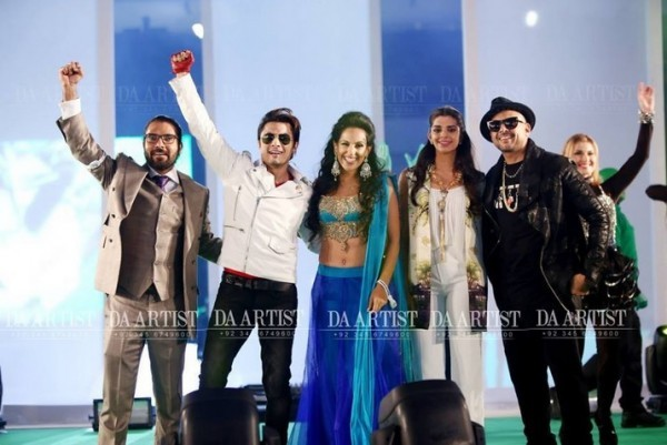 Star studded opening ceremony of PSL (10)