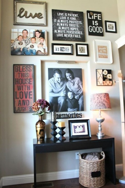 Stylish Wall Decorating Ideas. home