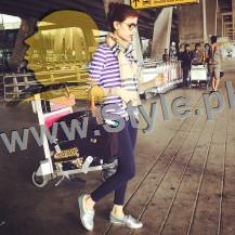 Trendy pictures of Pakistani Celebrities at Airport (6)