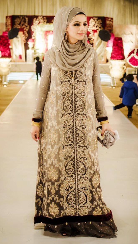 Abaya Wedding Dress 1 Vintage abaya for wedding