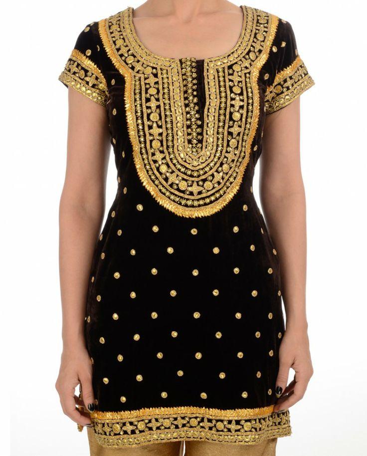 black gold part wear