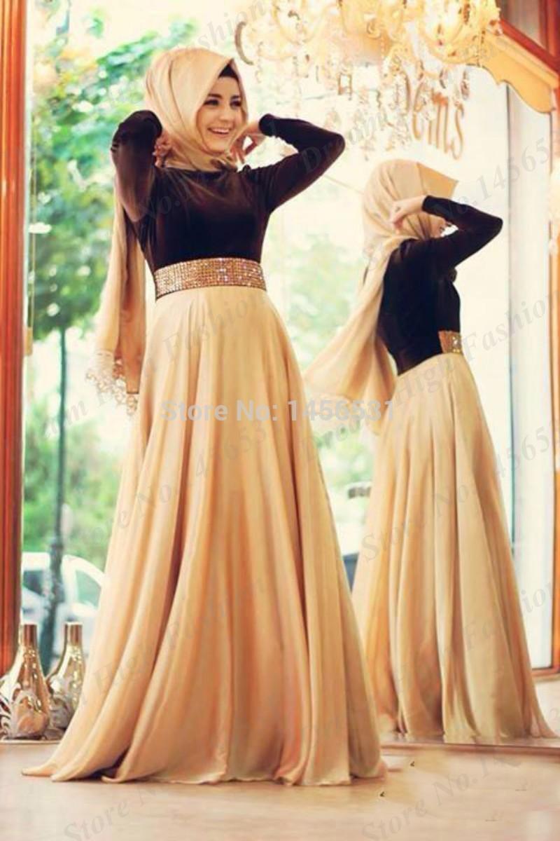 Abaya Wedding Dress 4 Elegant bridal abaya