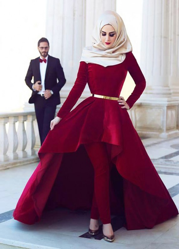 wedding abaya