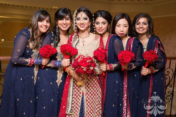 wedding bridesmaid dresses ideas.blue