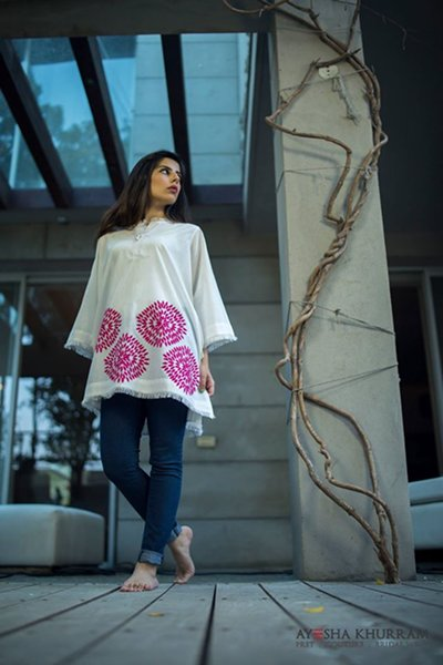 Ayesha Khurram Spring Dresses 2016 For Women005