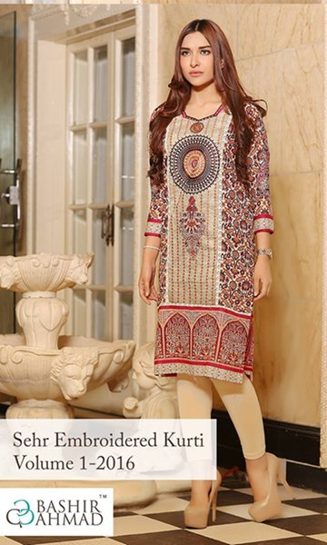 Bashir Ahmad Textiles Spring Dresses 2016 For Women0010