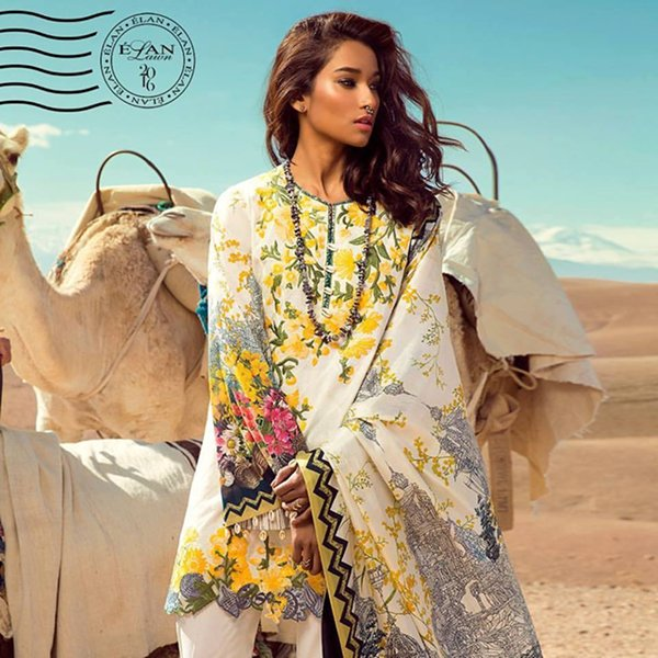 Elan Lawn Dresses 2016 For Women0012
