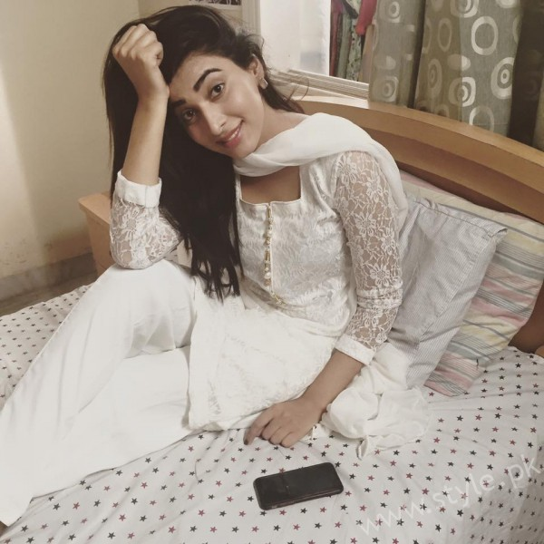 Latest clicks of Eshal Fayyaz