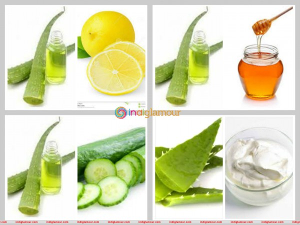 homemade cucumber masks