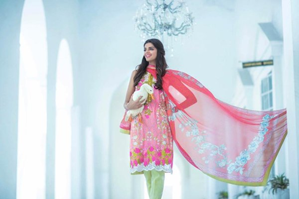 Farah Talib Aziz Lawn Dresses 2016 For Women0010