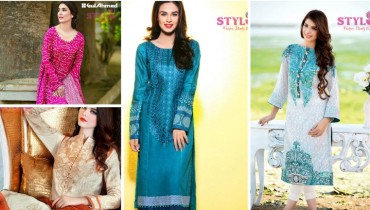 Gul Ahmed Summer Dresses 2016 Featured Image