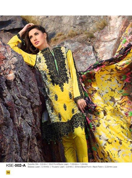 Khas Premium Lawn Dresses 2016 For Women0013