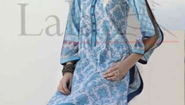 Lala Textiles Mashaal Embroidered Kurti Collection 2016 For Women0010