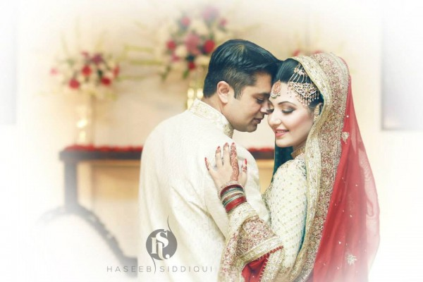 Maheen Rizvi and Rehman Saiyed wedding