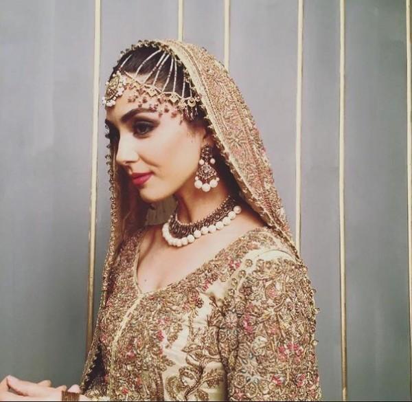 Maya Ali's Photoshoot for a salon (2)