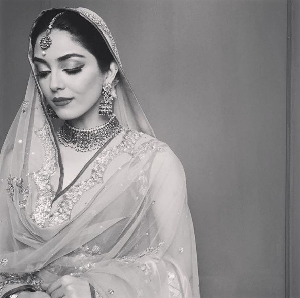 Maya Ali's Photoshoot for a salon (4)