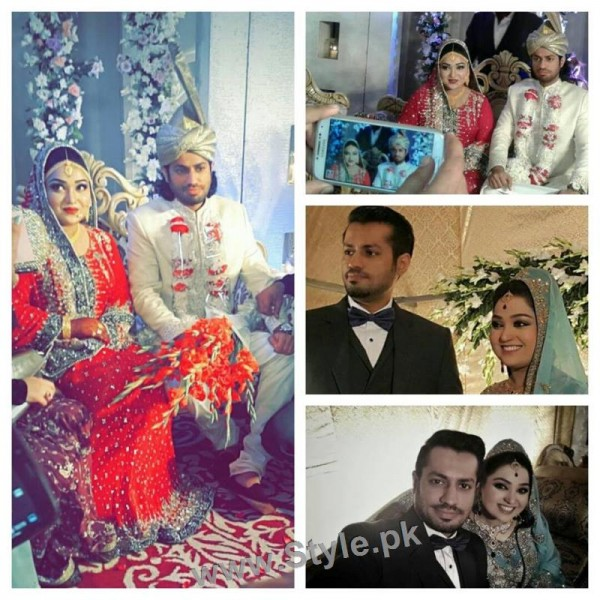 Pictures of Uroosa Siddiqui with her husband  (11)