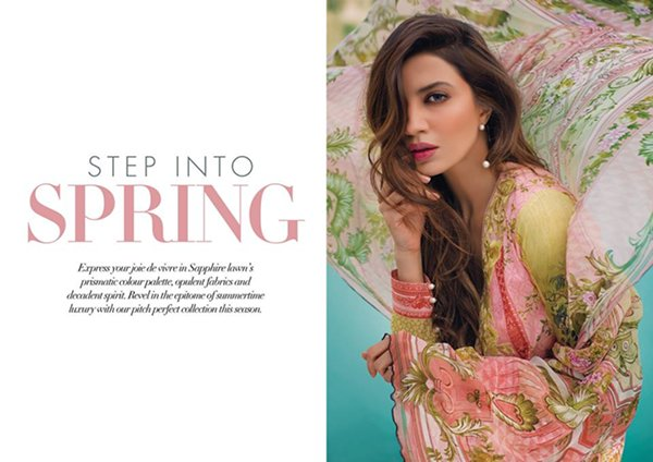 Sapphire Lawn Dresses 2016 For Women0010