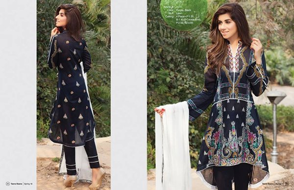 Taana Baana Spring Dresses 2016 For Women0010