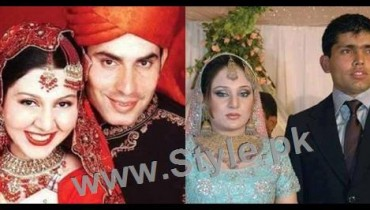 See Wedding pictures of Pakistani Cricketers